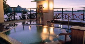 加賀観光ホテル大浴場