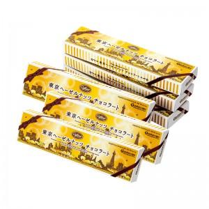 東京ヘーゼルナッツチョコレート箱